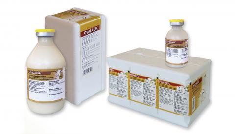 ΝΕΟ ΠΡΟΪΟΝ: OVALAXIA – Αδρανοποιημένο εμβόλιο κατά της Λοιμώδους αγαλαξίας του προβάτου
